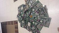 31 lb high grade circuit mother boards + GOLD Paladium SCRAP METAL RECOVERY LOT