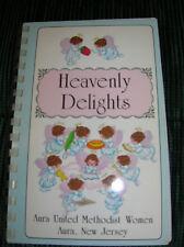 HEAVENLY DELIGHTS (COOK BOOK)