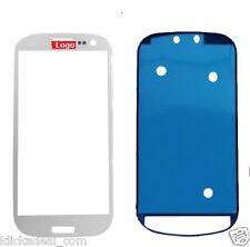 Front Glass LCD Display Glas für Original Samsung Galaxy S3 GT-i9300 i9305 Weiß