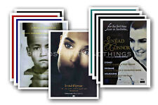 SINEAD O'CONNOR - 10 promotional posters  collectable postcard set # 1