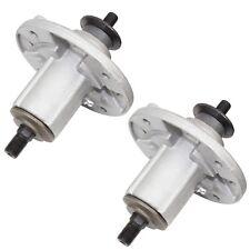 2 SET OF SPINDLE ASSEMBLIES FIT John Deere X300 X300R X304 Z225 Z245 EZ Mowers