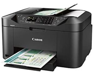 Canon MAXIFY MB2120 Wireless Home Office All-in-One Printer - No Power Cord