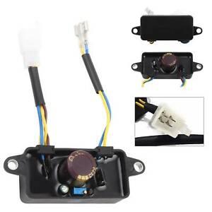 NEU AVR Spannungsregler Kraft Regler Stromerzeuger Notstromaggregat Generator A