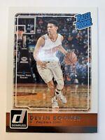 2015-16 Panini Donruss Devin Booker Rated Rookie Card RC Phoenix Suns #223 PSA!!