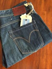 LEVI'S® MADE & CRAFTED™ TAPER TAPERED HAWKING MED INDIGO ( W32- L 34)$ 225.00