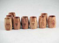 Backun Tulipwood Eb Clarinet Barrels