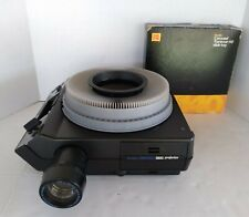 Kodak 5200 Carousel Slide Projector with Carousel Tested works
