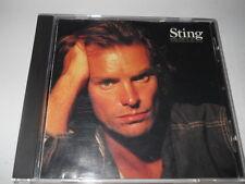 "Sting  ""...Nada Como El Sol"" CD/EP (A&M 1988 USA) 1st Edition"
