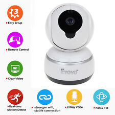 Q3 HD 720P Wifi Caméra vidéo 2 voies Parlez Audio IR Moniteur bébé pour Iphone 6