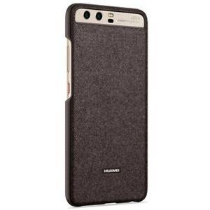 Huawei Car Case Cover für Huawei P10 Schutzhülle Hülle Stoff Oberfläche Braun