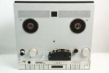 Legendary Schlumberger F500 Reel-to-Reel Tape Recorder (Multivoltage)
