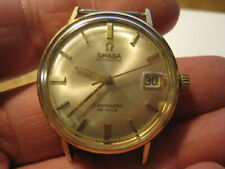 Vintage 1960s Omega Seamaster Deville Automatic Watch