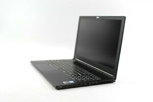 """15"""" FHD Boxx GoBoxx MS-16K2 i7-7920HQ 512GB SSD 2TB HDD 32GB RAM P3000 GFX NO OS"""