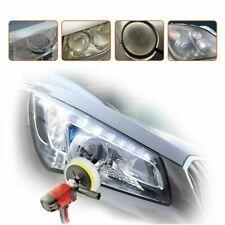 Car Headlight Restoration DIY Kit Headlamp Brightener Light Polish Paste Protect