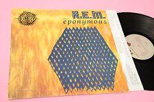 REM LP EPONYMOUS ORIG 1988 EX