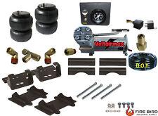 Air Helper Spring Kit 2299 2500/3500 RAM 2003-2013 Compressor e pushbutton xzx