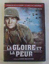 DVD LA GLOIRE ET LA PEUR - GREGORY PECK - Lewis MILESTONE - NEUF
