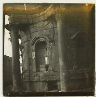 Baalbek Libano Foto Stereo Vintage Placca Da Lente VR2L11n15