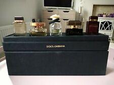 Dolce & Gabbana Eau De Parfum Miniature Gift Set (part used - See description)