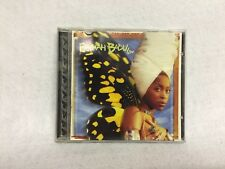 Live November CD 1997 by Erykah Badu! Scratch Free Disc