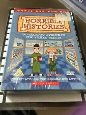 Horrible Histories - Complete Series - 3-DVD Box Set - 26 Episodes Brand New
