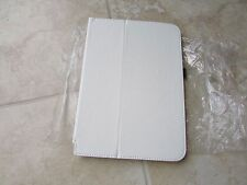 Elsse Samsung Note 10.1 Tablet Stand Book Leather Folio Cover Case White