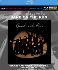 Paul McCartney (Beatles) Bluray, Band on the Run 5.1 Audiophile Sound and Vision