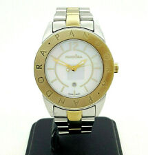Genuine Pandora Watch Imagine Mother of Pearl with Two-Tone Strap