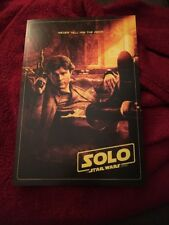 Solo A Star Wars Story Han Solo Collector Poster AMC Rare Premier Night Giveaway