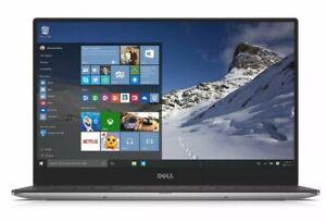 Dell XPS 13 9360 i7 4k 16 GB 500 SSD Ultrabook