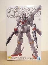 Premium Bandai Mobile Suit Gundam MG 1/100 Crossbone Gundam X0 Ver.Ka Model Kit