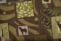 Northern Expression wildlife bark Benartex fabric