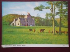 POSTCARD MORAY ROTHES - ROTHES GLEN HOTEL