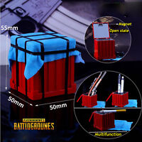 Playerunknowns Battlegrounds PUBG Zinc Alloy Weapon Air Drop Box Model Ashtray