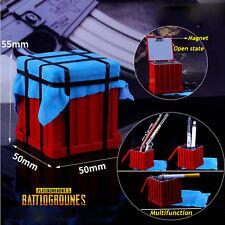 Playerunknowns Battlegrounds PUBG Zinc Alloy Weapon Air Drop Box Model Ashtray