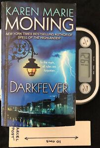 Darkfever - PB 1st Ed by Karen Marie Moning