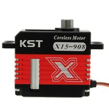 KST X15-908 Micro Digital CYCLIC/FUSEServo  500 Class RC Helicopter