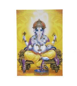 Cartolina Ganesh Elefante Portafortuna Lucky 4