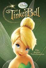 Tinker Bell (Disney Fairies) (Junior Novel), RH Disney, 0736424709, Book, Good