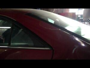 Driver Left Rear Door Vent Glass Fits 05-10 G6 168217