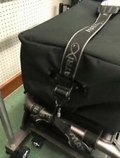New Waterproof Black Fishing Seat Box Cover To Fit Matrix F25 with Cut Out[MT3F]
