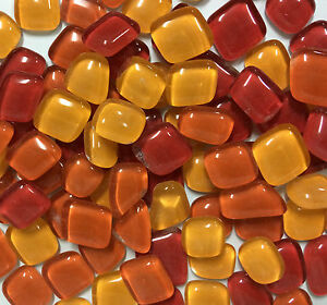 2 kg - 1280 Red Crystal Glass mosaic/Glass stone/Crystal pebbles/Crafts & Arts