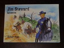 Sidney / Acar - Jim Steward 3 - Le convoi - TL 300 ex - Hibou