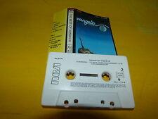 VANGELIS - K7 audio / Audio tape !!! THE UNKNOWN MAN !!!