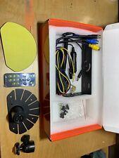 DURITE BRIGADE Reverse Reversing Monitor Mounting Bracket Wiring Fitting Kit Box