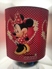 Minnie Mouse Touch lamp -3 settings Girls bedroom night light
