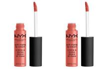 (Lot of 2) NYX Soft Matte Lip Creme SMLC12 Buenos Aires