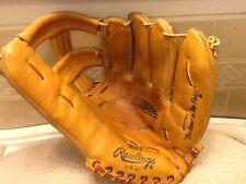 "Rawlings U.S.A. MMF Mickey Mantle Fastback 12"" Baseball Glove Right Hand Throw"