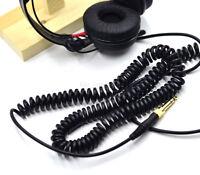 Replacement Audio Cable For Sennheiser HD25 HD25-1 HD25-13 HD25-1 II HD25-C head
