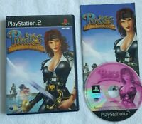 Pirates The Legend Of Black Kat For Sony PlayStation 2 - Complete - PAL